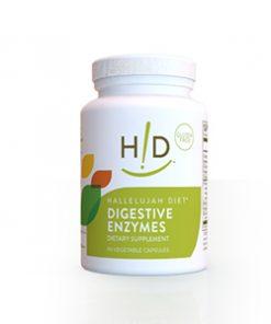 Hallelujah Acres Digestive Enzymes
